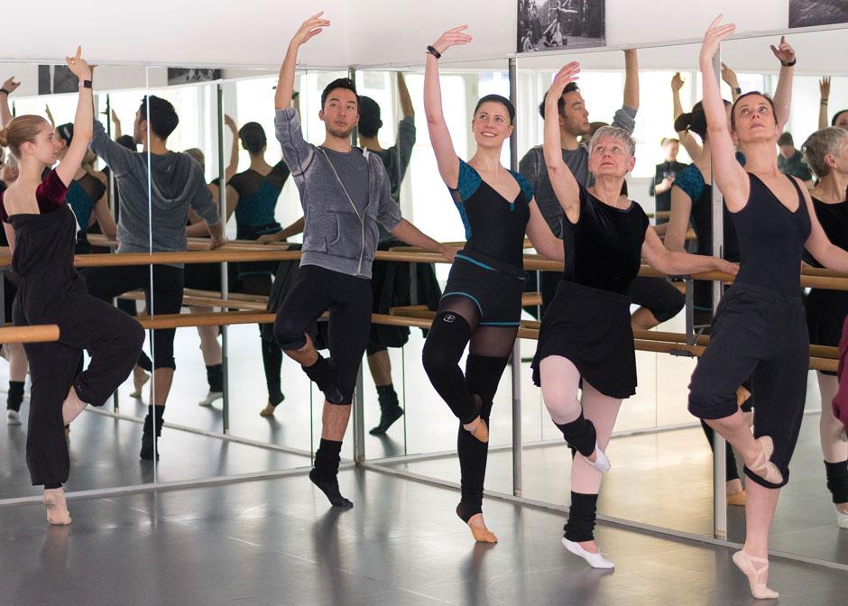 Ballettstudio Durukan, Ballett am Vormittag