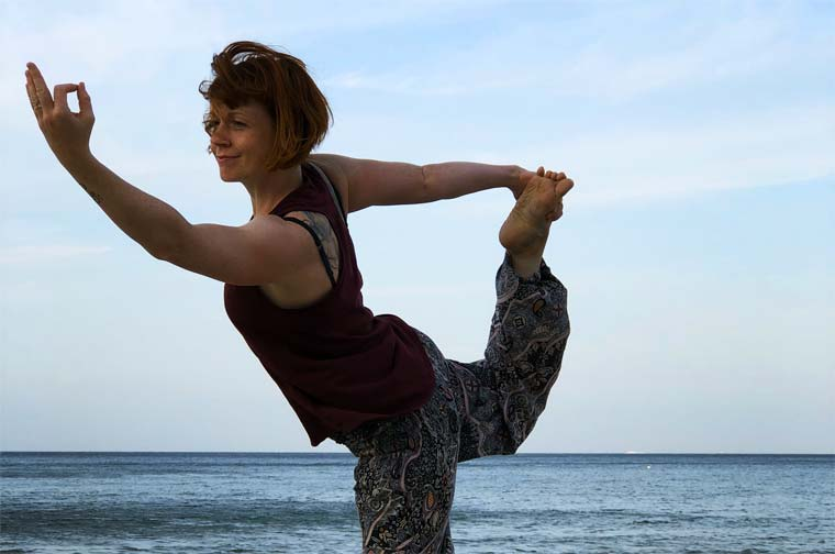 Kaya Roth, Yoga Ballettstudio Durukan